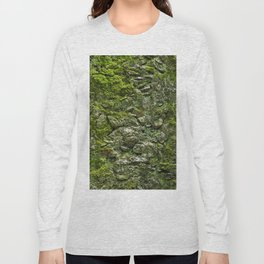 Green wall Long Sleeve T-shirt