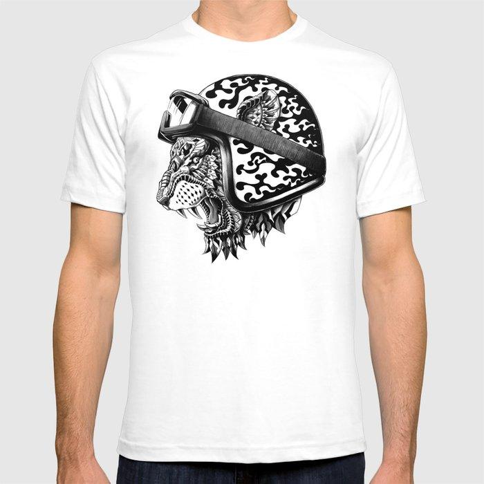 Tiger Helm T-shirt