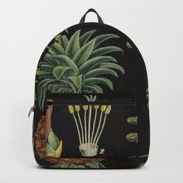 Botanical Pineapple Backpack