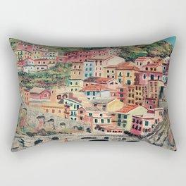 Cinque Terre 1 Rectangular Pillow