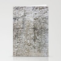 concrete Stationery Cards featuring concrete. by rachel kelso