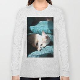 Cat In The Sun Long Sleeve T-shirt