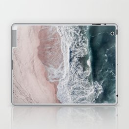 Crashing waves Laptop & iPad Skin