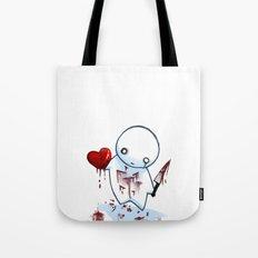 No Heart, No Pain. Tote Bag