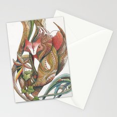 Essence of the fox Stationery Cards