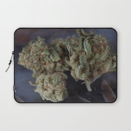 Deep Sleep Medicinal Medical Marijuana Indica Laptop Sleeve