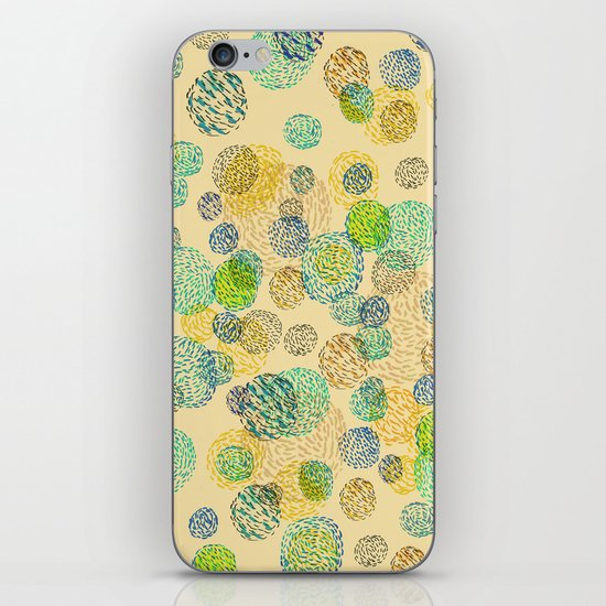 Far away galaxies iPhone & iPod Skin