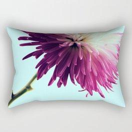 Exotic Fuchsia Chrysanthemum Rectangular Pillow