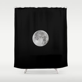 Super Lupercal Shower Curtain