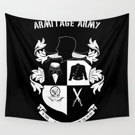 Armitage Army Wall Tapestry