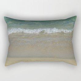 Ocean Blue Rectangular Pillow