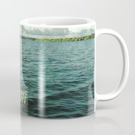 life is now Coffee Mug