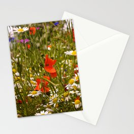 English Meadow Flowers Stationery Cards