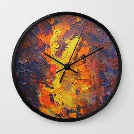 Abstract16 Wall Clock