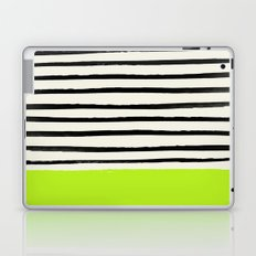 Electric Pineapple x Stripes Laptop & iPad Skin