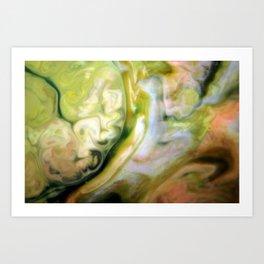 Color Theory Art Print