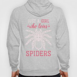 Gift Spider Girl Hoody