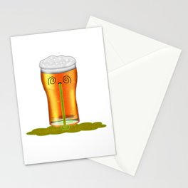 Piss Head Stationery Cards