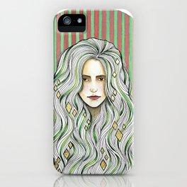 Zella iPhone Case