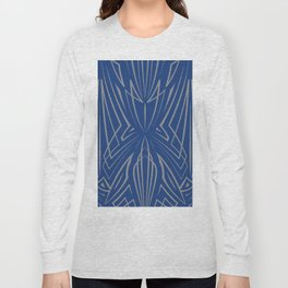 Pinstripe Pattern Creation 15 Long Sleeve T-shirt