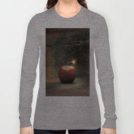 Apple bomb Long Sleeve T-shirt