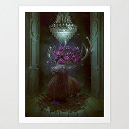 Nightfall Art Print