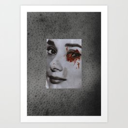 How It Feels To See The Truth (2019) - Redgrits Art Print
