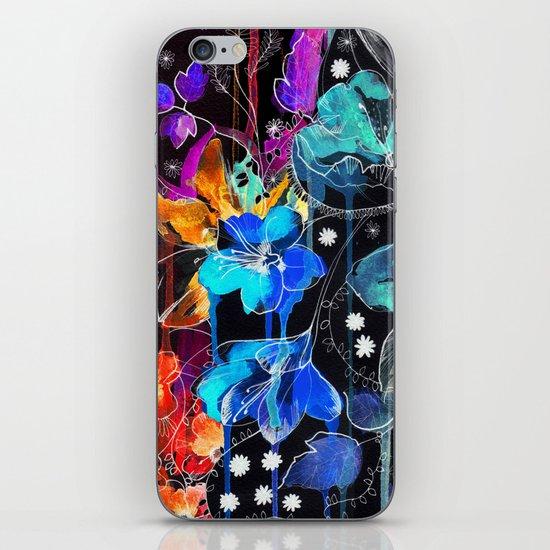 Lost in Botanica II iPhone & iPod Skin