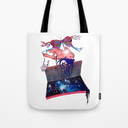 Catarsis Tote Bag