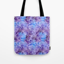 Under the deep Tote Bag