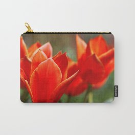 Tulips in spring Carry-All Pouch