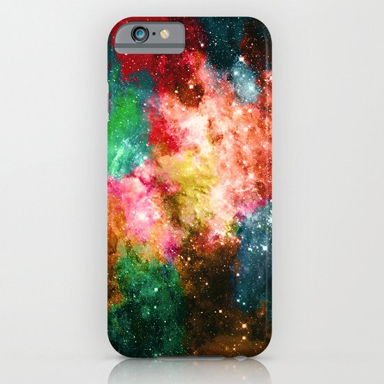 Rainbow Galaxy iPhone & iPod Case