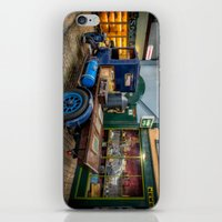 truck iPhone & iPod Skins featuring Vintage Truck by Adrian Evans