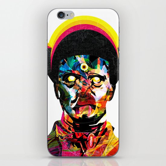 60114 iPhone & iPod Skin