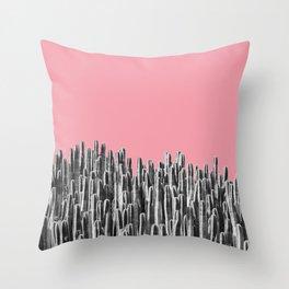 Cacti 02 Throw Pillow