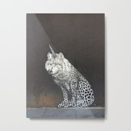 abbott and kinney street art Metal Print