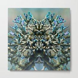 Coral Bones 4 Metal Print