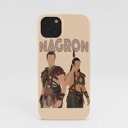 Nagron (Spartacus) iPhone Case