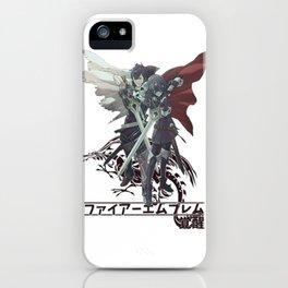 Awakening Hero iPhone Case
