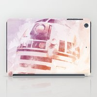 r2d2 iPad Cases featuring R2D2 by eARTh