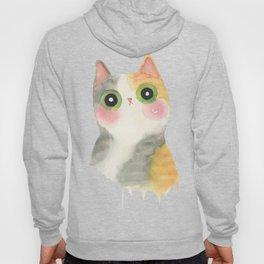calico cat Hoody