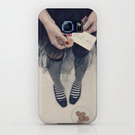 Eat me iPhone Case
