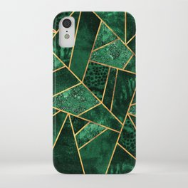 Deep Emerald iPhone Case