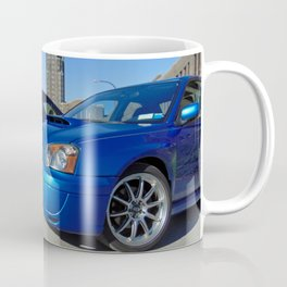 Blue Subies in Buffalo Coffee Mug