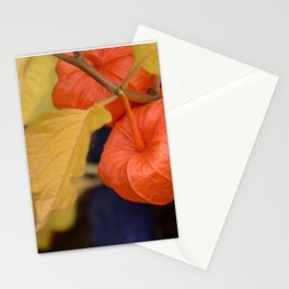 Autumn little jewels Stationery Cards