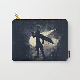 Cloud Space Carry-All Pouch