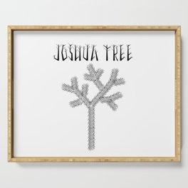 Joshua Tree Raízes by CREYES Serving Tray
