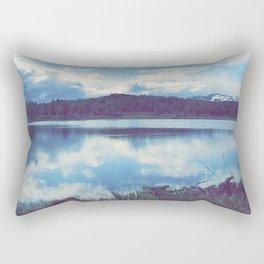 No-Way mirror Rectangular Pillow