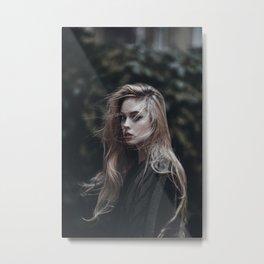 Windy Metal Print