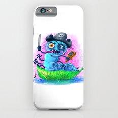 pirate worm iPhone 6s Slim Case